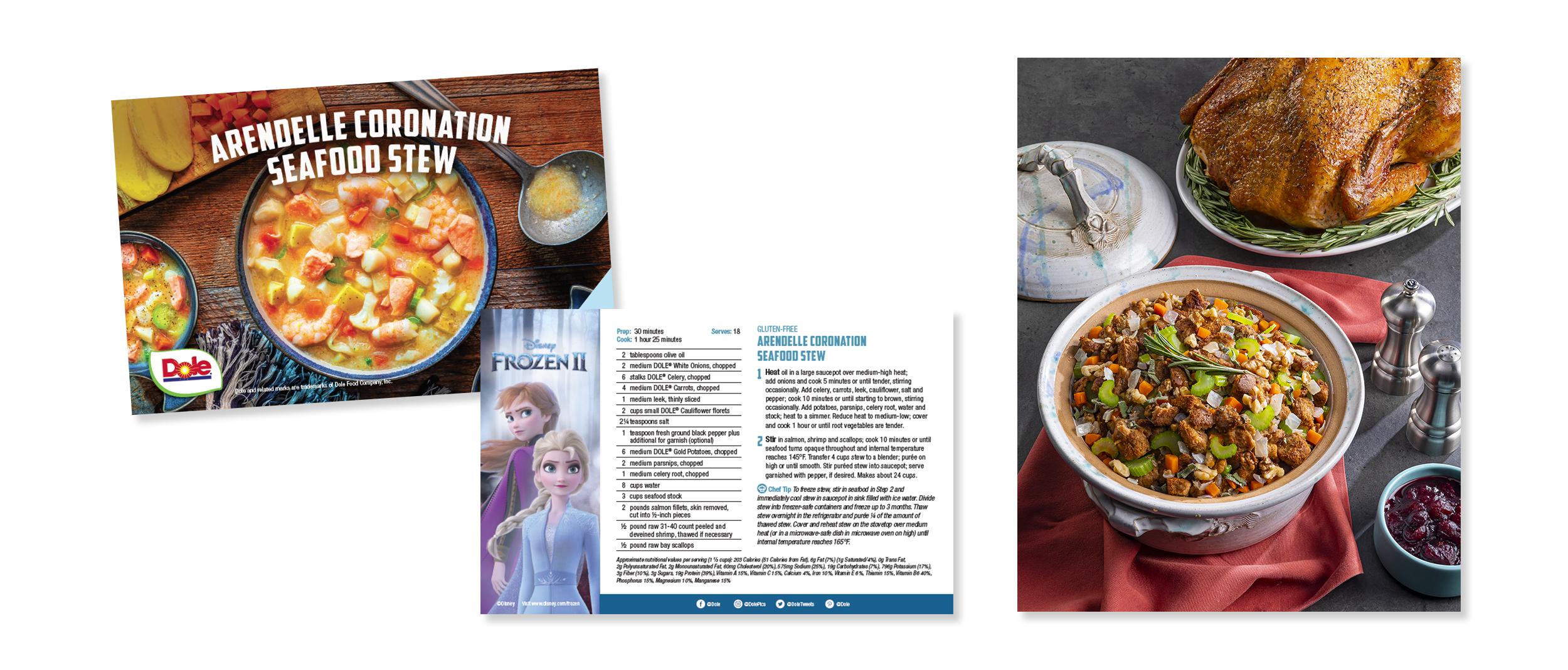 Disney Inspired Healthy Recipes