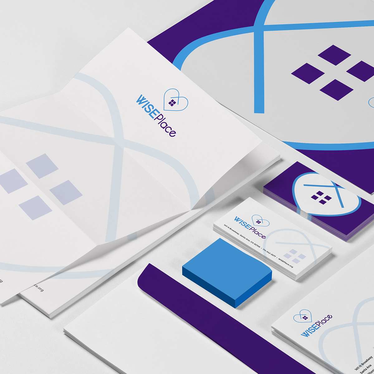 WISEPlace Brand Collateral Development